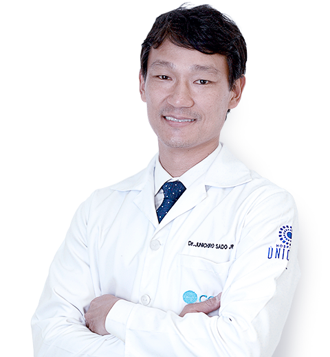 Ortopedista e Traumatologista Dr. Junichiro Sado