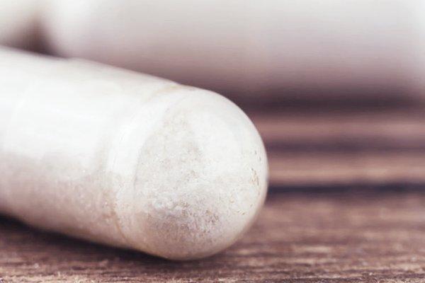 Imagem que simula um pílula de medicamento